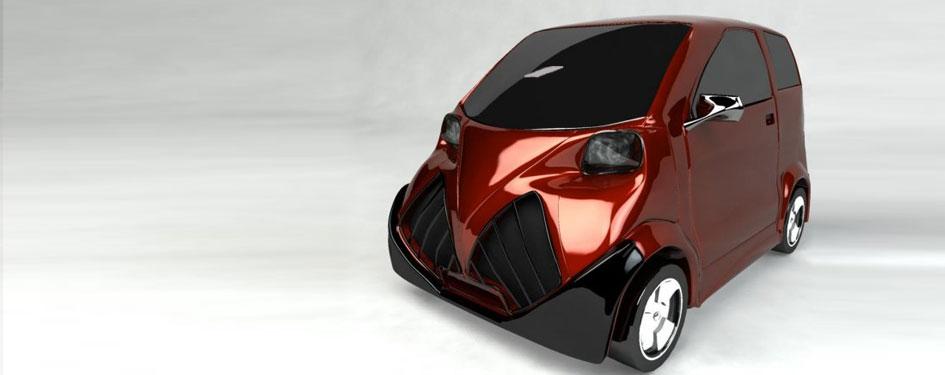 Sri Lankan Develops Electric Car Nse Hitech